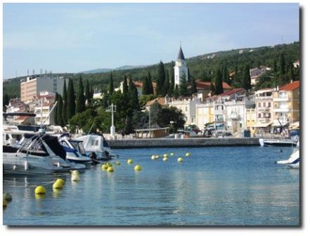 Appartamenti Selce Camere Croazia Hoteli Appartamento Albergo ...